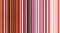 Broadcast Twinkling Vertical Hi-Tech Bars, Brown, Abstract, Loopable, 4K Stock Footage