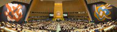 United Nations General Assembly in New York Kuvituskuvat