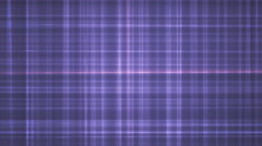 Broadcast Intersecting Hi-Tech Lines, Purple, Abstract, Loopable, 4K Stock Footage