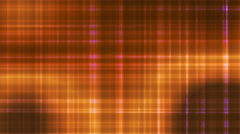 Broadcast Intersecting Hi-Tech Lines, Golden, Abstract, Loopable, 4K Stock Footage