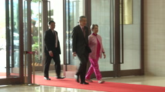 Lee Hsien Loong Stock Footage