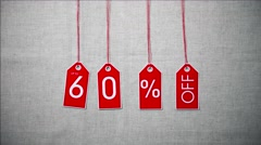 Sale Up To 60 Percent Off Stock Footage