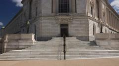 Russel Senate Office Building Stock Footage