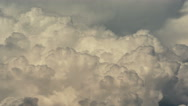 Sky clouds time lapse 4k Stock Footage