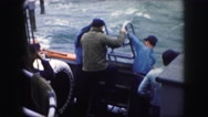 1958: a water area is seen AMES, IOWA Stock Footage