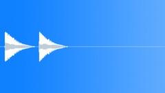 Bubbly Interface Sound Effect