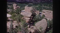 1958: a trip that's larger than life all the way up almost to the sky. COLORADO Stock Footage