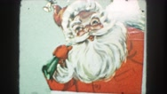 1958: christmas is always full of excitement for everyone whether it is years Stock Footage