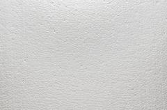 Expanded polystyrene  texture Stock Photos