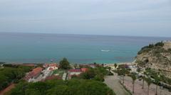 Tropea, Italy Stock Footage