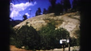 1958: footage of nature at it's finest, nice backdrop and views COLORADO Stock Footage