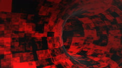 Tunnel. Looped. 1080p Stock Footage