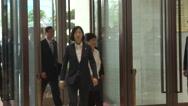 Park Geun-hye South Korea President Stock Footage