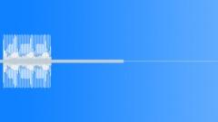 Negative - Buzz - Production Element Sound Effect
