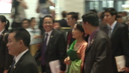 Aung San Suu Kyi At Asean Stock Footage