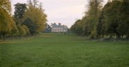 Forty Hall, Enfield, London; pan Stock Footage