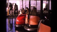 1963: an amusement park DEVILS LAKE, WISCONSIN Stock Footage
