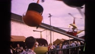 1963: day at the fair DEVILS LAKE, WISCONSIN Stock Footage