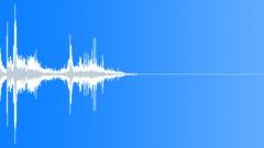 Cave Water Splash Sound Effect