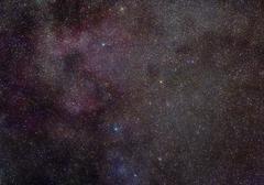 Stars Milky Way Stock Photos