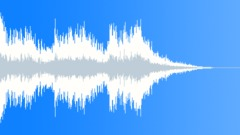 Sojourners Song (WP) 11 Alt2 Bumper ( sad, thoughtful, ending, logo, tag, short) Stock Music