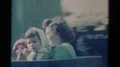 1959: an amusement park CATSKILL GAME FARM, NEW YORK Stock Footage