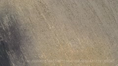 Satellite View. Flying above the ground Stock Footage
