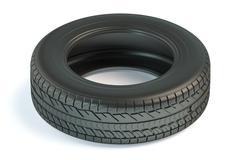 Automotive tire Piirros