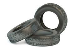 Set of winter automotive tire Piirros
