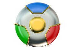 Business, Company logo design 3D Piirros