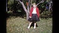 1960: the future miss america. WAUCONDA, ILLINOIS Stock Footage