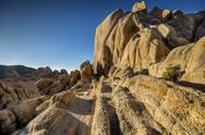 Large Rock Boulders Stock Photos