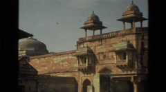 1974: a scene in india INDIA Stock Footage