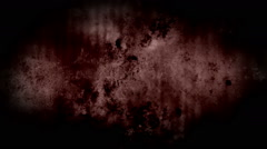 Dark rust color horror texture Stock Footage