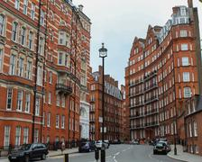 London Streets & Buildings Kuvituskuvat