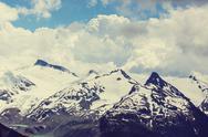 Mountains in Canada Stock Photos