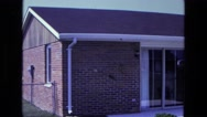 1975: a residential area is seen CALIFORNIA Stock Footage