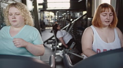 Weight Loss Activity Stock Footage