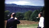 1962: a vast mountain area is seen HAGERSTOWN, MARYLAND Stock Footage