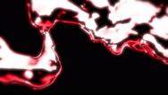 Glowing Red Metal Liquid - 19 Stock Footage