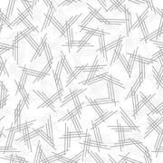 Geometric seamless pattern with endless lines. Stock Illustration
