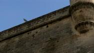 Es Baluard is museum of modern, Palma, Majorca Stock Footage