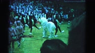 1962: mascots are seen before a game HAGERSTOWN, MARYLAND Stock Footage