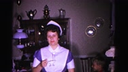 1962: everyday we get older, but we only celebrate once a year HAGERSTOWN Stock Footage