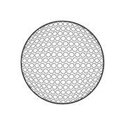 Ball of golf sport design Piirros