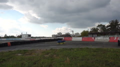 Competition in the Urban Racing Stock Footage