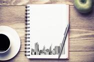 Fresh development idea Stock Photos
