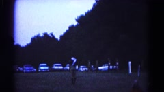1966: a scout march scene HAGERSTOWN, MARYLAND Stock Footage