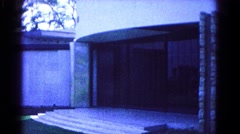 1966: a residential area is seen HAGERSTOWN, MARYLAND Stock Footage