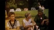 1966: a boy scout is seen HAGERSTOWN, MARYLAND Stock Footage